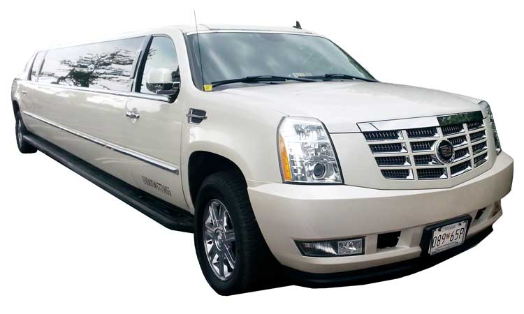 Houston Limousine Rental - Stretch Limo Cadillac Escalade