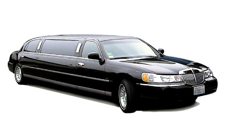 Houston Limousine Rental - Stretch Town Car Sedan