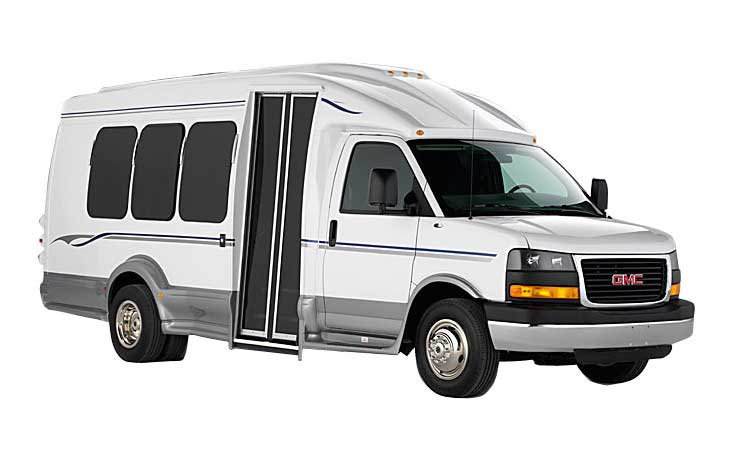 Houston Limousine Rental - Corporate Limo Bus