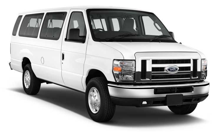 Houston Limousine Rental - Shuttle Van