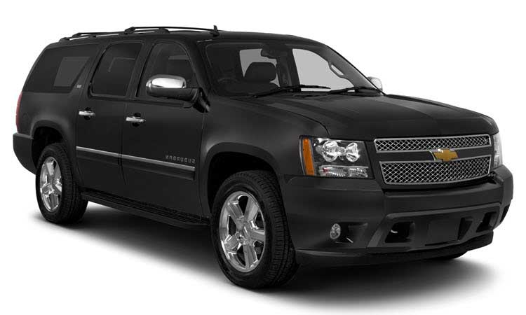 Houston Limousine Rental - SUV Suburban