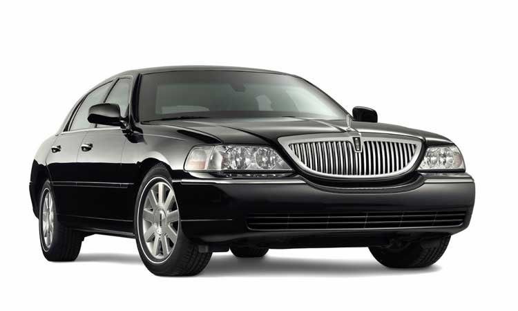 Houston Limousine Rental - Lincoln Town Car Sedan