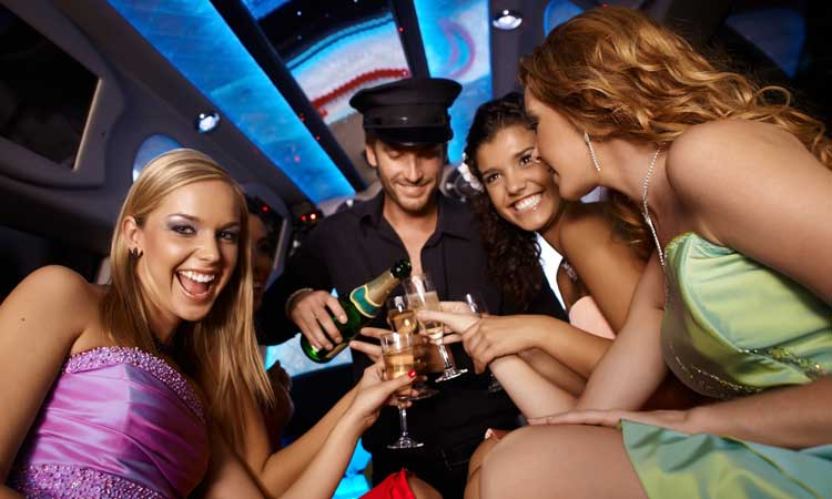 Houston Limousine Rental - Bachelorette or Bachelor Party