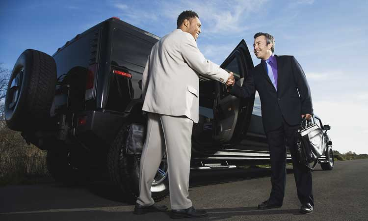 Houston Limousine Rental - Corporate Events